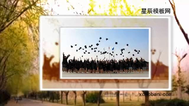 120094致青春校园毕业相册会声会影x9